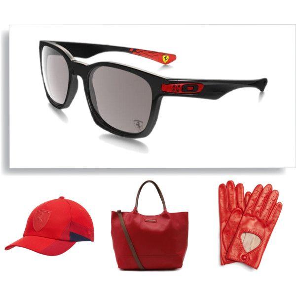 """""""Oakley & Ferrari style"""" by gafasdesolymas"""