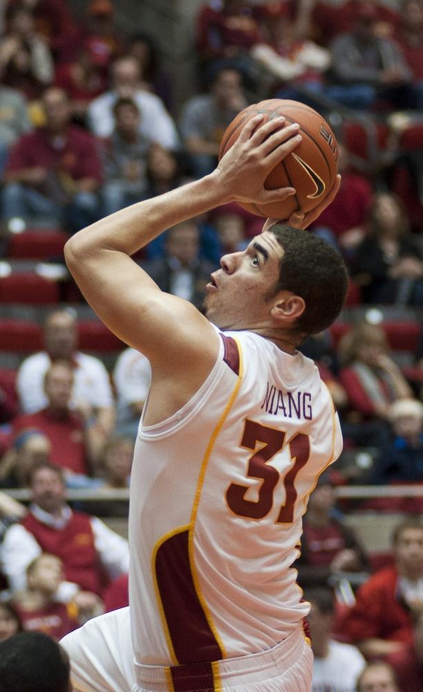 31 Georges Niang 9 best Menu0027s Basketball