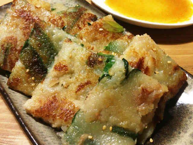 モチッ♡簡単‼じゃがいもチヂミ♡お弁当にの画像