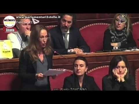 Taverna umilia Berlusconi, il PDL sbrocca