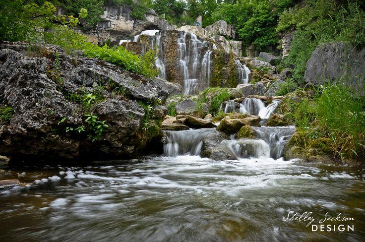 Inglis Falls, Summer - Grey County, Ontario
