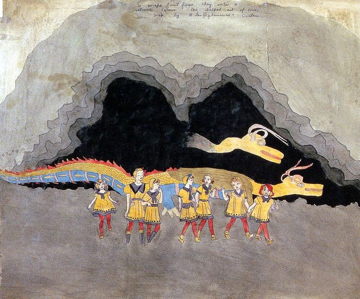 Henry Darger: Imaginary Collateral: An Analysis of Henry Darger's Religious Predictions and Threats
