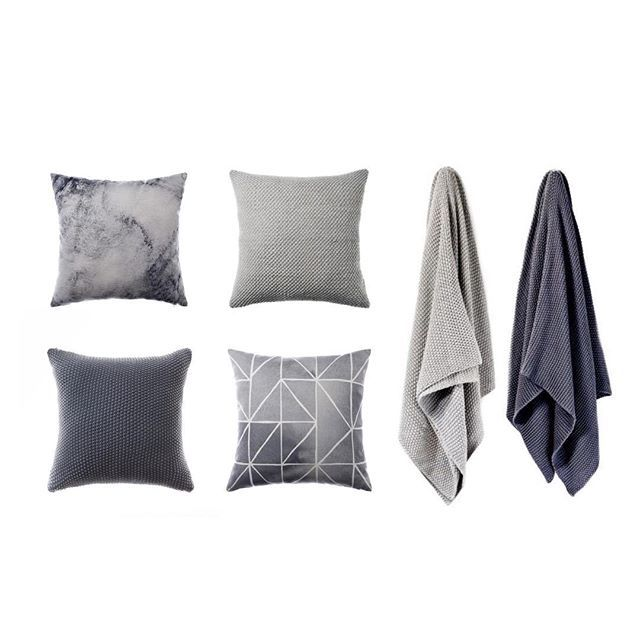 @adairs currently have a massive sale, with up to 40% off selected stock. We think this is the perfect opportunity to grab a bargain and pick up that item you've been eyeing off, and have put together a little mood board featuring sale items. you can grab these throws for $30 off the original price (now $69.95) and these cushions for 30% off the original price (now all under $50). #adairs #homdecor #thebargaindiaries