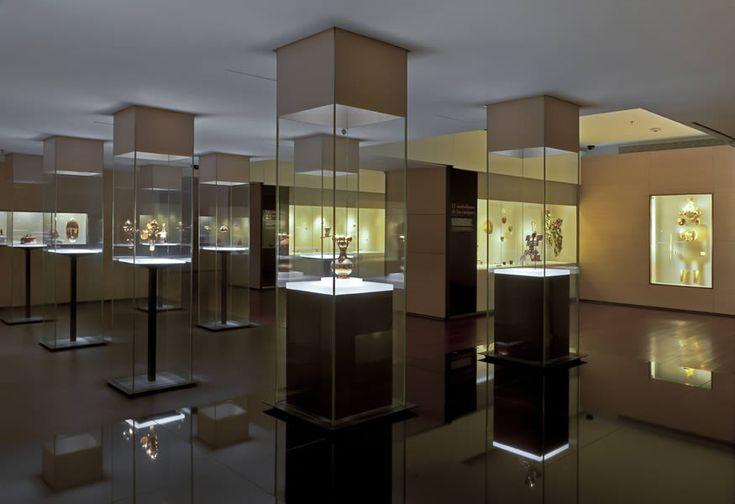 Gold Museum (Museo del Oro) [Bogota, Colombia]