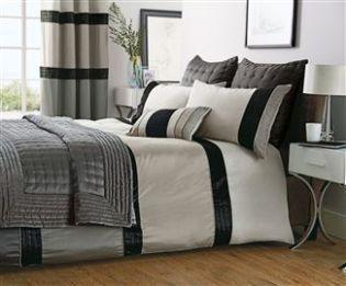 Buy Velvet Panel Bed Set from the Next UK online shop