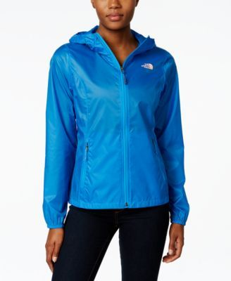 The North Face Cyclone Windbreaker Hoodie $39.99 Ultra-light and wind and water-resistant, the Cyclone hoodie from The North Face protects you on the go. It packs compactly, too, for travel.