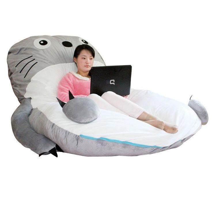 Los modelos 2012 210cm 150cm totoro para dormir cama sof for Camas de dormir