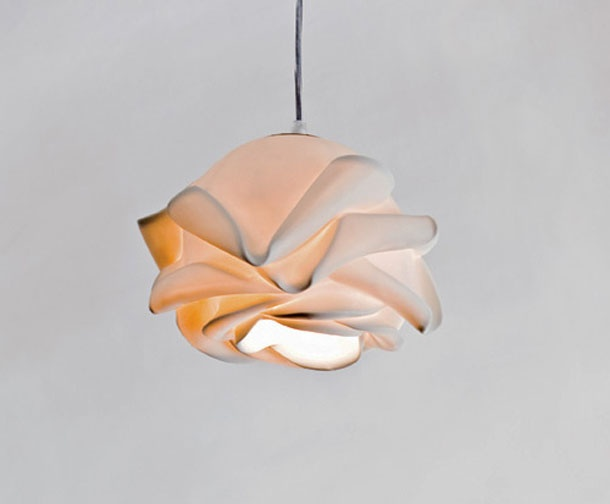 Beautiful Flower Lighting Fixtures by LASVIT