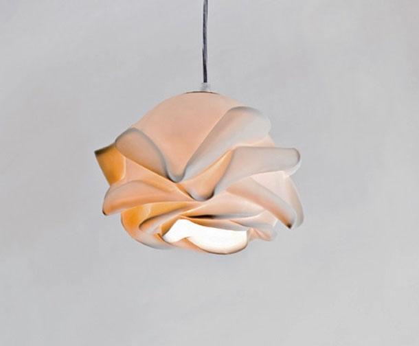 Beautiful Flower Lighting Fixtures by LASVIT