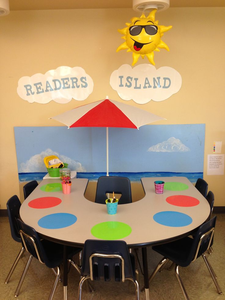 Reading Classroom Decoration ~ Best images about classroom decor beach on pinterest