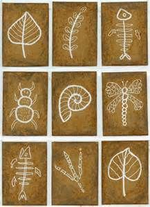 trace fossils for kids arts and crafts - Bing Images ...