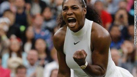 Serena Williams cruises to Wimbledon 2016 final - CNN.com