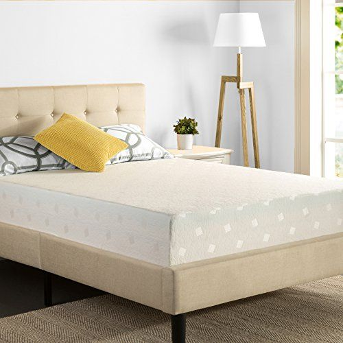 Sleep Revolution 10 Inch Memory Foam Mattress Twin Bedroom
