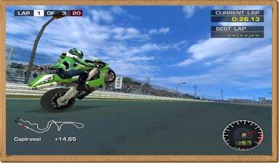 MotoGP 2 Game PC Gameplay