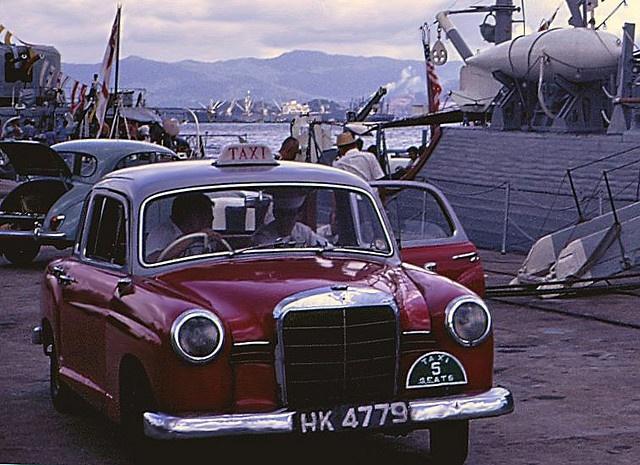 1969 HK Taxi by eternal1966b, via Flickr | Old Hong Kong ...