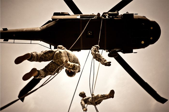 Fort Indiantown Gap hosts inaugural air assault course