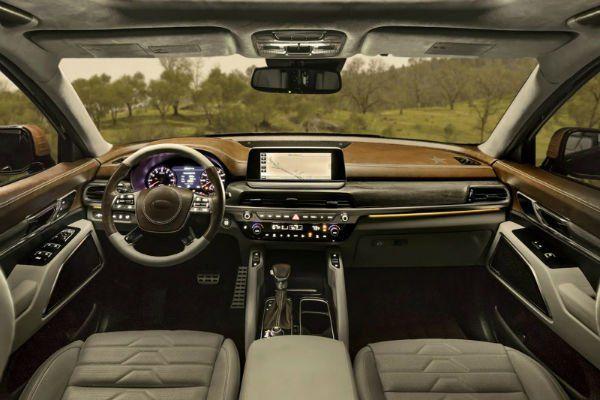 2020 Kia Telluride Sx Interior In 2020 Telluride Kia Luxury Suv