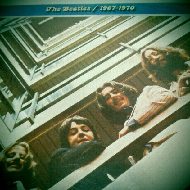 The Beatles #LP #Rock #Classic #LongPlay