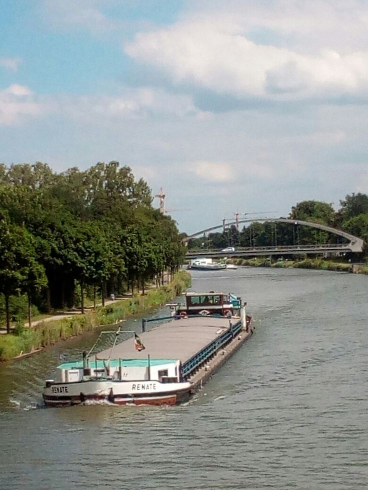 Am Kanal in Hannover