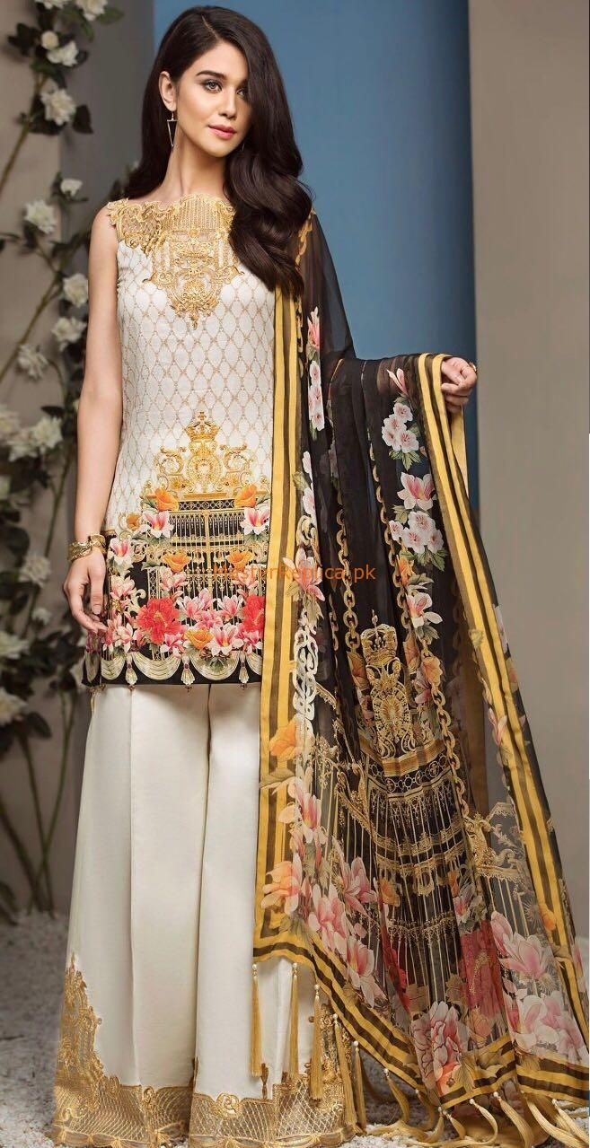 25b22260db Check Out ANAYA Luxury Embroidered Summer Lawn Collection Replica at Master  Replica Pakistan Call/WhatsApp: +923322622227 #pakiclothing ...