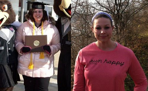 How Running Changed Me: Molly Jordan Lost 140 Pounds