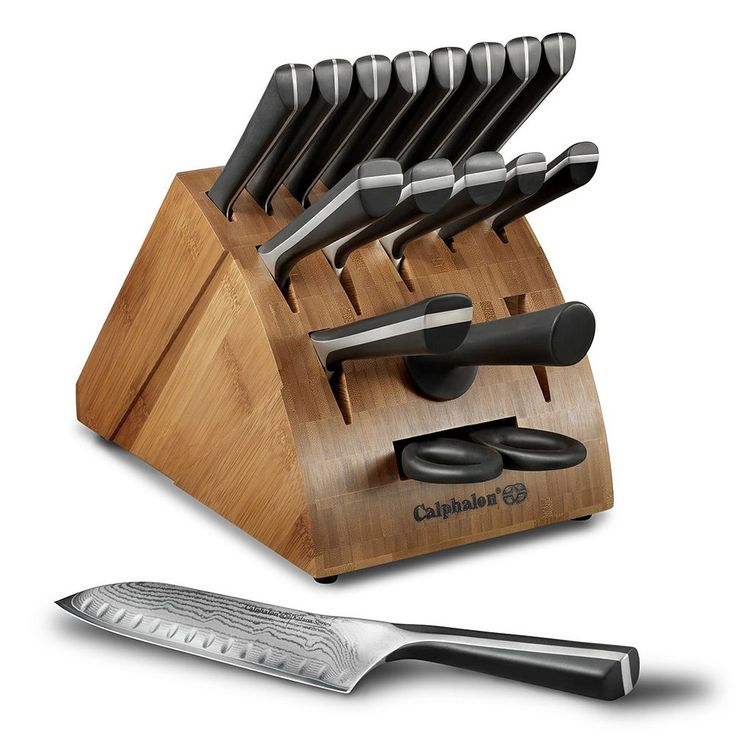 Calphalon Katana Series 18-pc. Cutlery Set, Multicolor