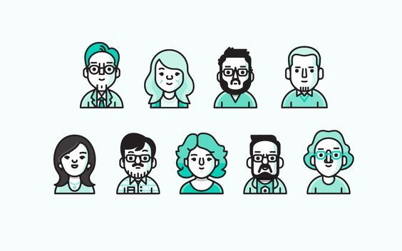 ILLUSTRATION AND AUTHOR / STAFF PORTRAITS FOR VOLUME 4 OF THE MANUAL: