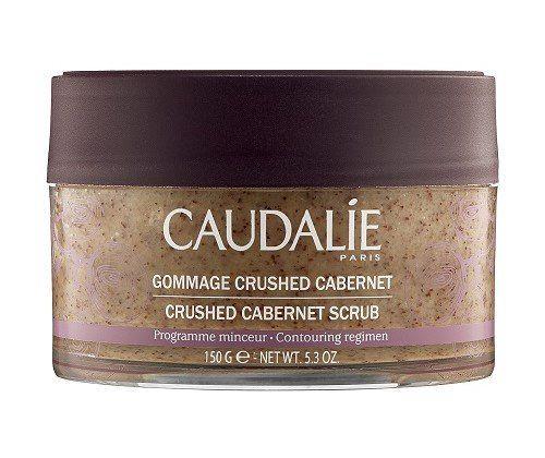 Made in France: Лучшие уходовые средства для лица и тела: Caudalie скраб каберне