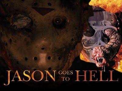 SangPeur: Vendredi 13 - Chapitre 9: Jason va en enfer