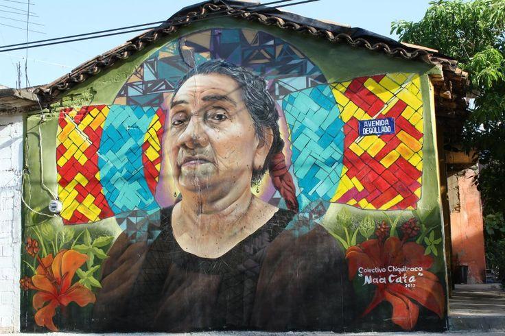 """Desde la Heroica ciudad de Juchitán Oaxaca nace este colectivo de Artistas emergentes con propuestas bastante atractivas en el ámbito del Graffiti en México. El Nombre """"Chiquitraca"""" uni…"""