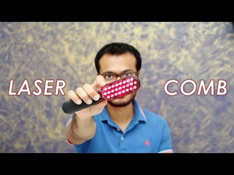 Promote Hair Growth | Laser Hair Comb