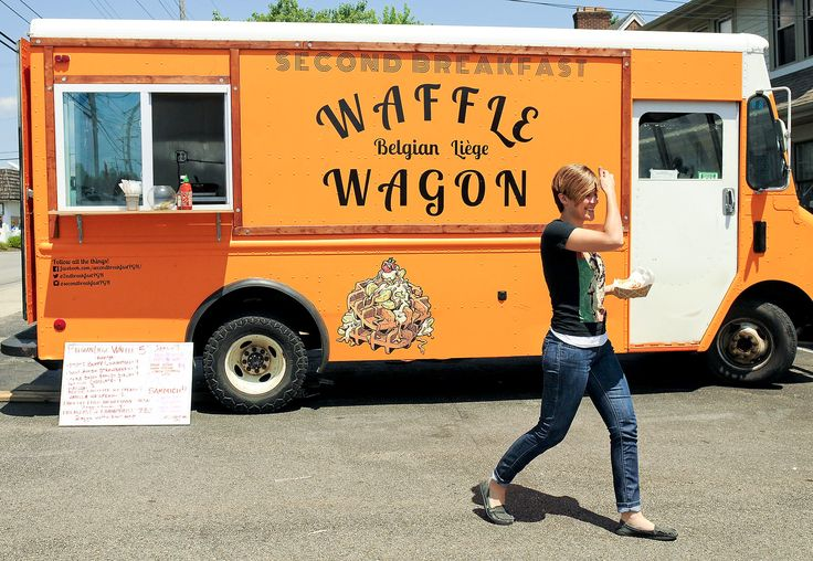 Pittsburgh food trucks have nowhere to go but up