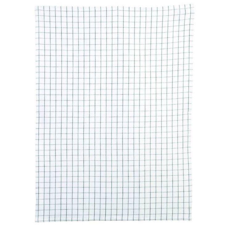 Nicolas Vahé Dishcloth scacchi 100% cotone, 50x70cm