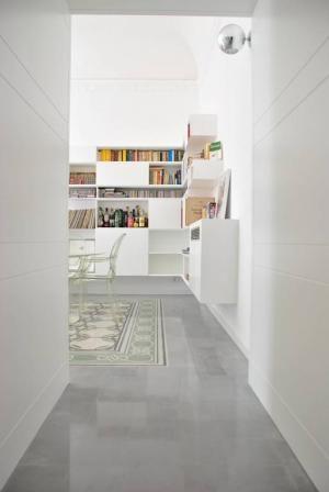 tag: white ettore tricarico architetto interior home shelve