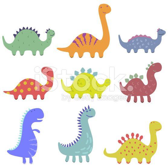 공룡 일러스트 - Google 검색