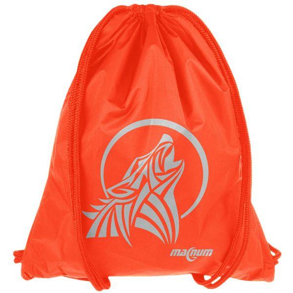 "Мешок-рюкзак ""Wolf"" оранжевый Neon"