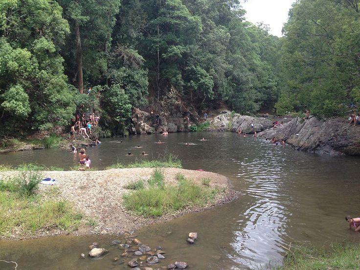 Swimming at Currumbin Rock Pools | Make the Day
