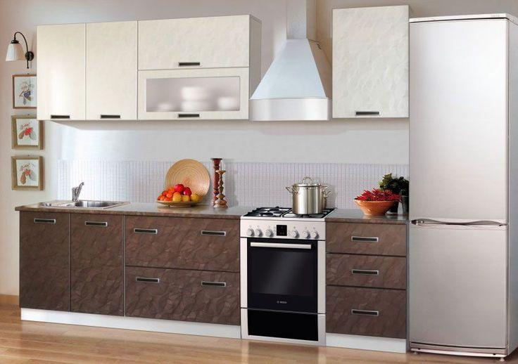"""Кухня """"Микс Глобусы"""" представляет собой нечто вроде конструктора, где элементы можно расставить с учетом планировки помещения. Это тот самый вариант, что является настоящим раем для хозяек. Ведь различные предметы легко уместятся в разных шкафчиках с учётом ваших предпочтений."""