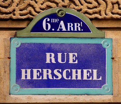 La rue Herschel  (Paris 6ème)