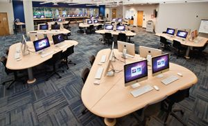 New Design and Synergistic Collaboration Revitalize Gallaudet University's Harkin Computer Lab - PUPN Mag