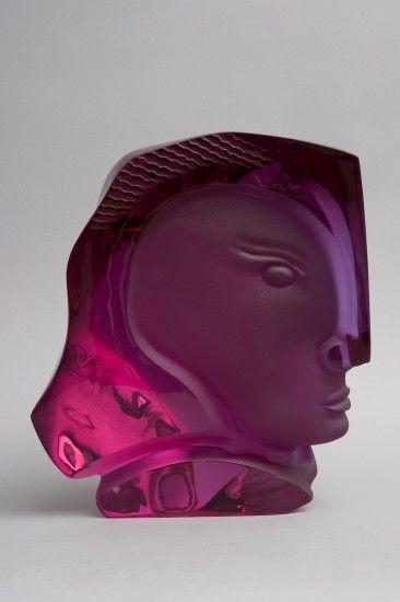 Cerise, Baccarat crystal (Gilles Chabrier)