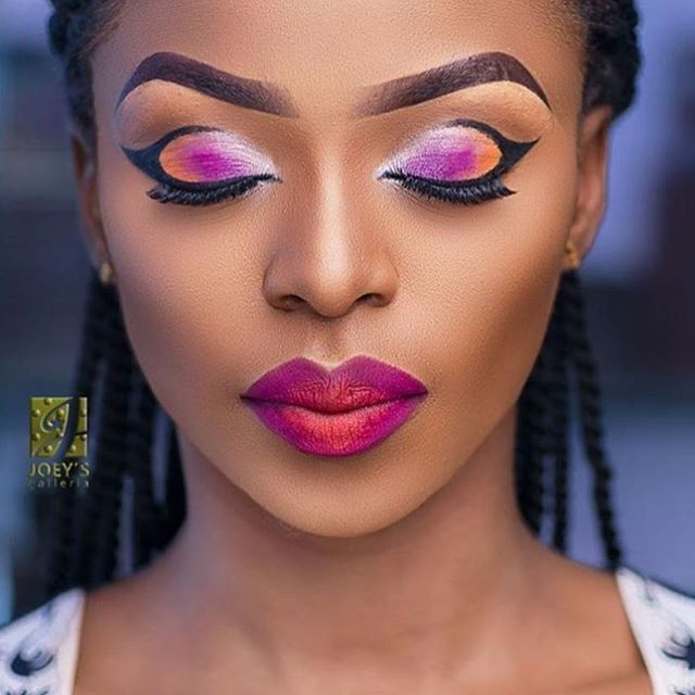 37 best African bridal makeup images on Pinterest