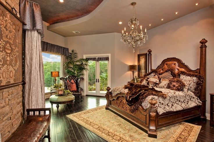 25 Best Ideas About Tuscan Style Bedrooms On Pinterest