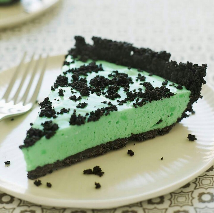 Grasshopper pie | Recipes | Pinterest