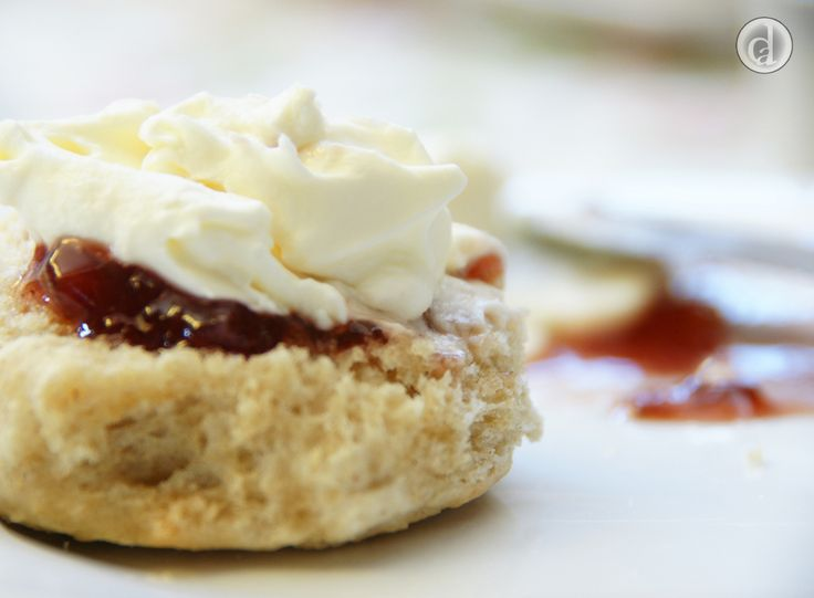 Love this gluten free scone recipe, the resulting scones are fantastically light. Recipe uses thick cream & soda water & was designed by Decadent Alternatives.