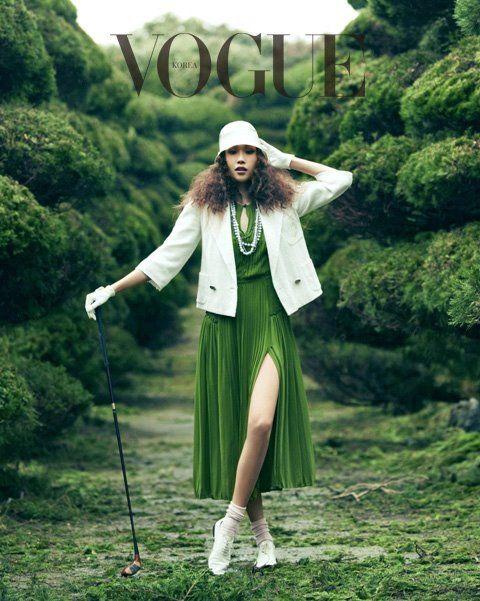secretcrystalgarden:  Vogue Korea