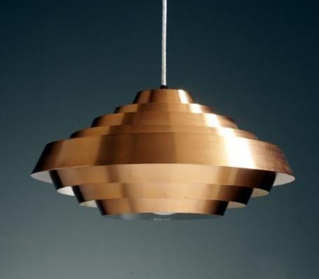 Vampt Vintage: Vintage copper light