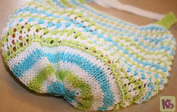 Loom Knitting Bag Patterns : Market Bag   Knitting Board Chat Loom Knitting - Bags Pinterest Loom kn...