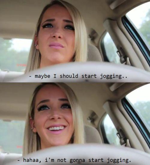 Jenna Marbles. favorite :)