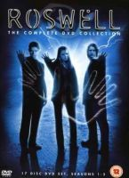 Roswell - Seasons 1 - 3  - The Complete Series (DVD, Boxed set):